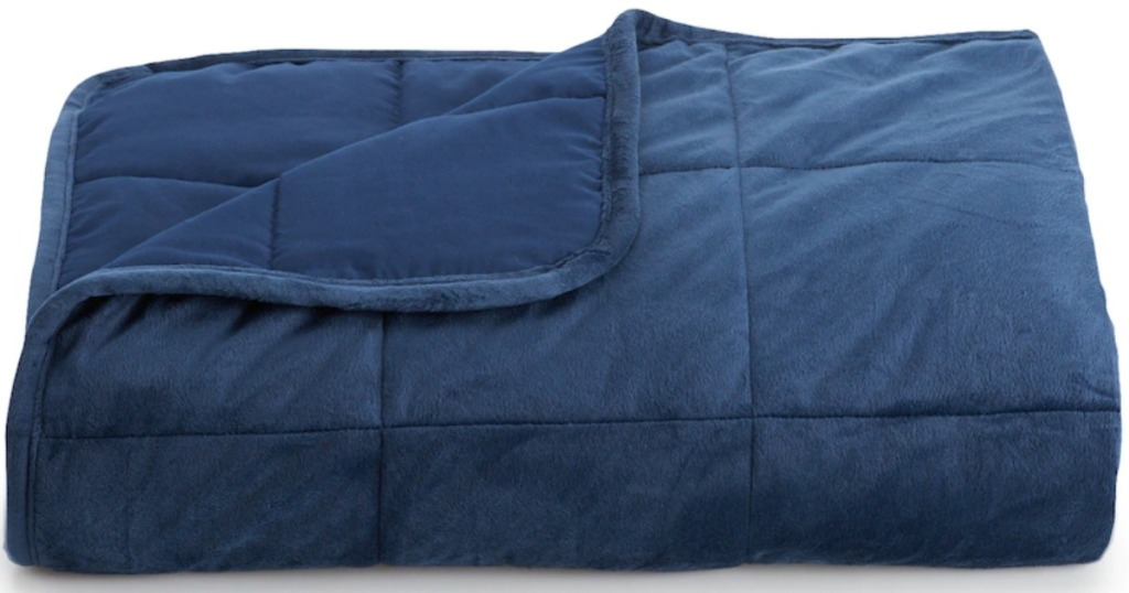 Blue Altavida Weighted Blanket