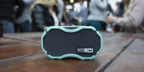 Altec Lansing Baby Boom Portable Bluetooth Speakers Only $11.99 at Best Buy (Regularly $30)