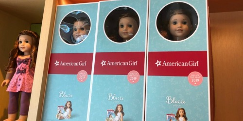 American Girl Doll & Book Only $98 | Includes Blaire 2019 Girl Of The Year Doll