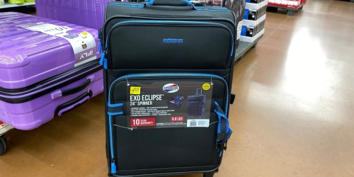 Up to 40% Off American Tourister & iFLY Luggage at Walmart
