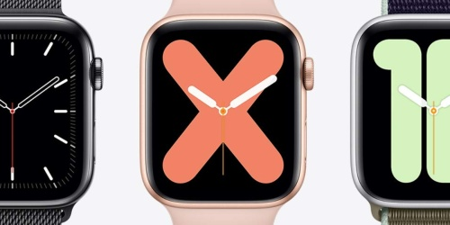 $50 Off NEW Apple Watch Series 5 | Available for Pre-Order on Amazon
