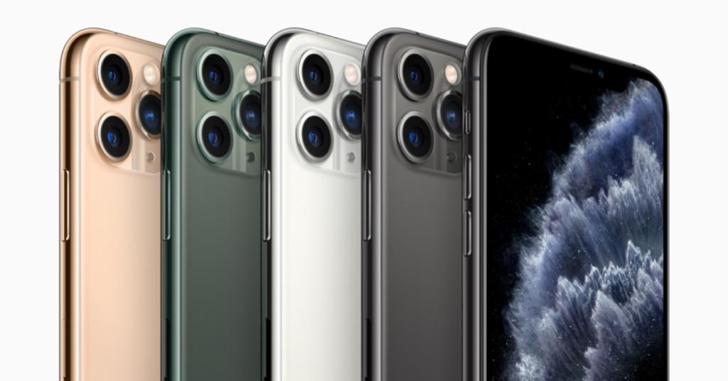 5 Apple iPhone 11 Pros