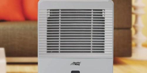 Arctic King 50-Pint Dehumidifier Just $119.78 Shipped (Regularly $208)