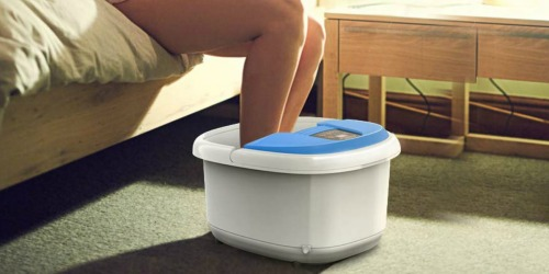 Soothing Foot Spa & Massager Only $59.99 Shipped at Amazon