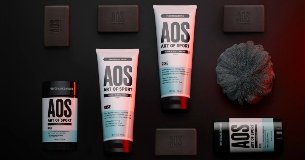 Art of Sport Personal Care Products