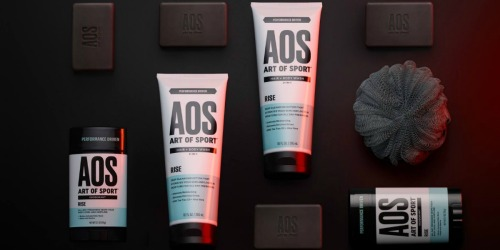 Up to 30% Off Art of Sport Men's Products at Amazon | Paraben & Sulfate Free
