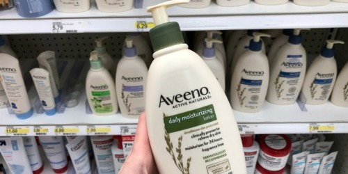 High Value $2/1 Aveeno Body Wash, Lotion or Anti-Itch Coupon