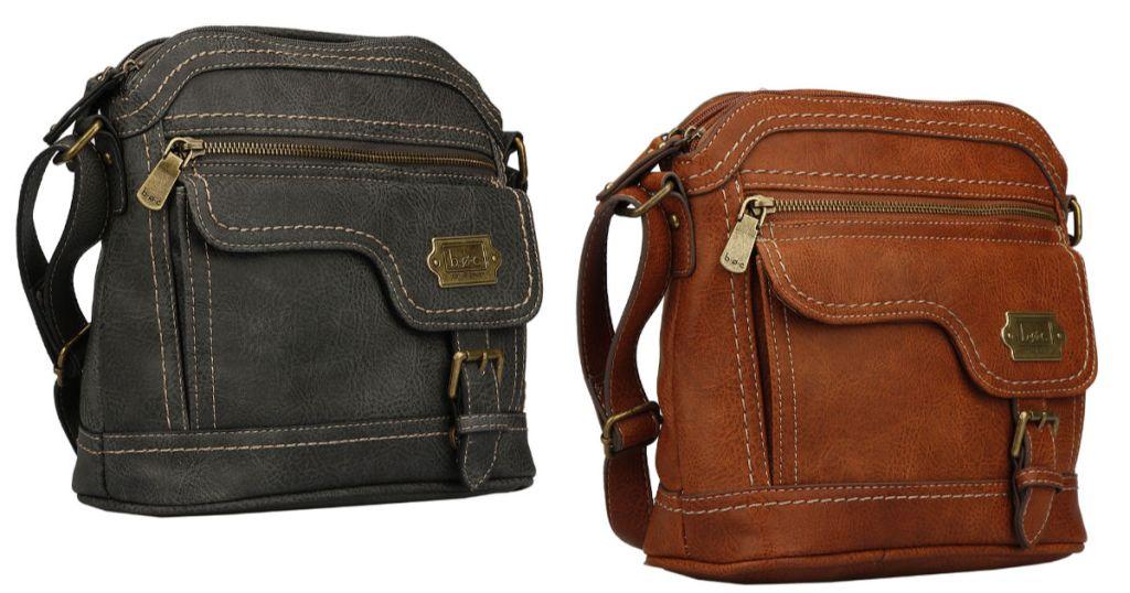 2 boc handbags at zulily
