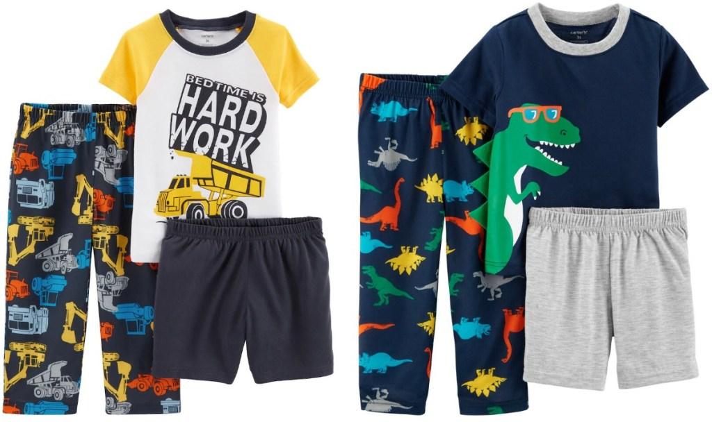 Baby boys pajamas Carter's Kohl's