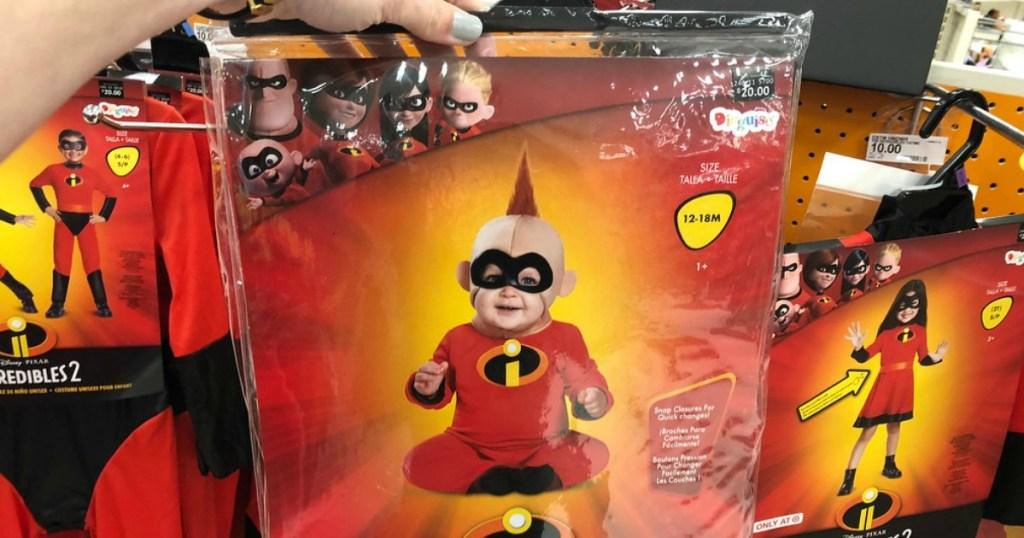 Baby Hero Super costume
