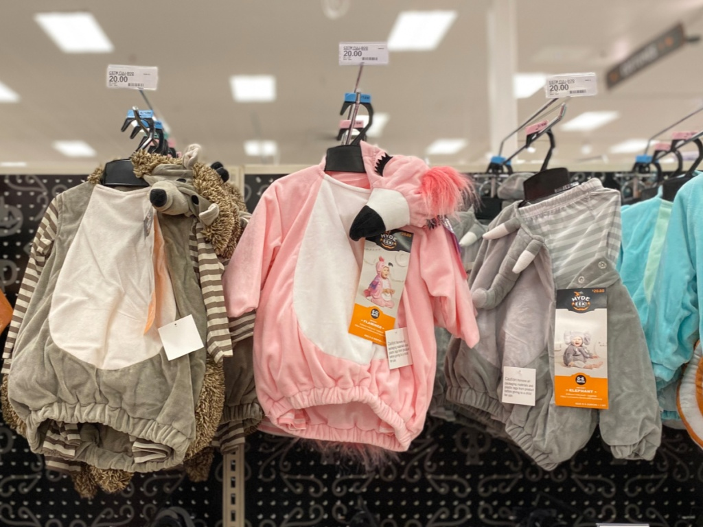 Baby Flamingo Costume at target