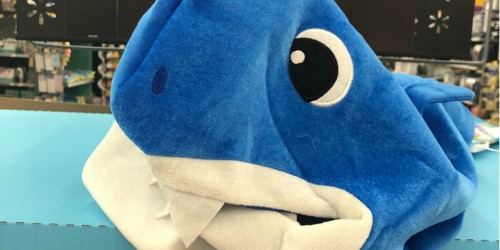 Walmart Has Baby Shark Costumes That Sing & They're Under $20