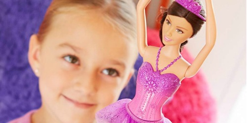 Barbie Fairytale Ballerina Only $4.94 | Great Holiday Donation Item