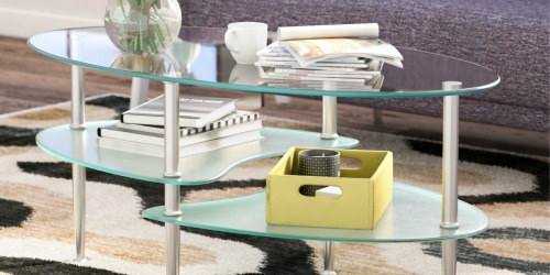 Up to 55% Off Coffee Tables at Wayfair + Free Shipping