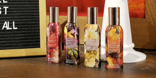 Concentrated Room Sprays Only $3.50 at Bath & Body Works