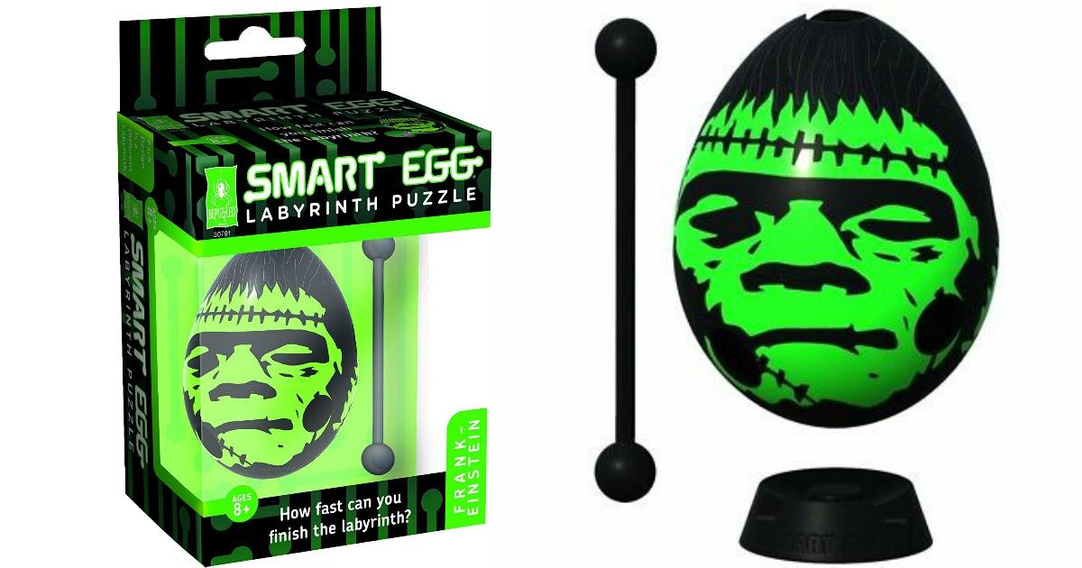 BePuzzled Smart Egg Frank Einstein Puzzle