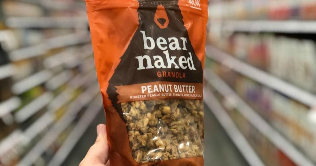 Bear Naked Peanut Butter Granola