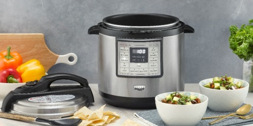 Bella Pro Series 8-Quart Digital Multi Cooker Only $39.99 Shipped (Regularly $100) + More