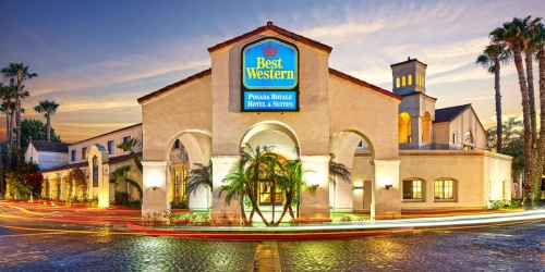 Stay 2 Nights at Best Western & Get 1 Night FREE for Rewards Members