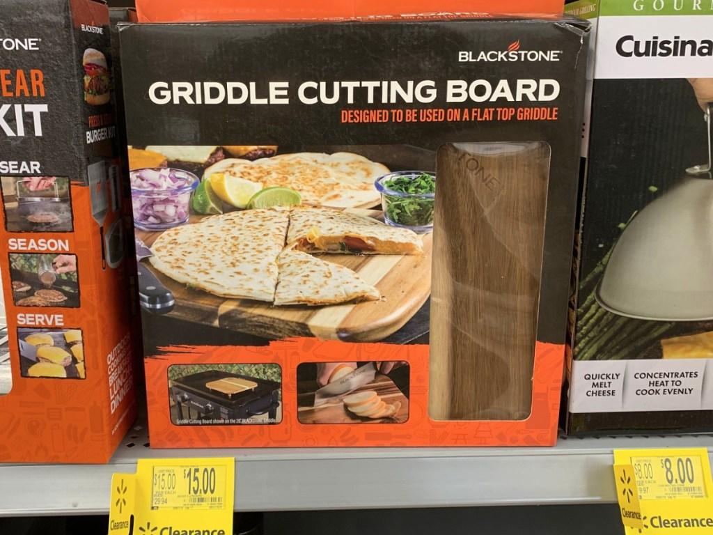 Blackstone Griddle Cutting Board at Walmart