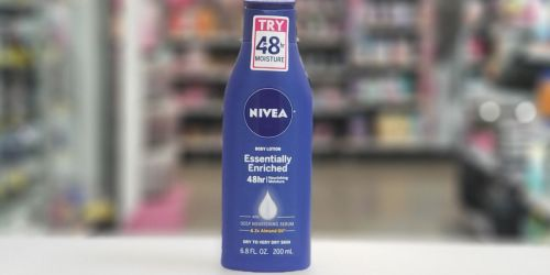 High Value $2/1 Nivea Product Coupon = Body Lotion Only 92¢ at Walmart