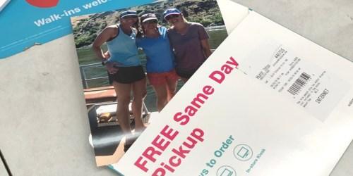 Free 8×10 Photo Print + Free Walgreens Store Pickup