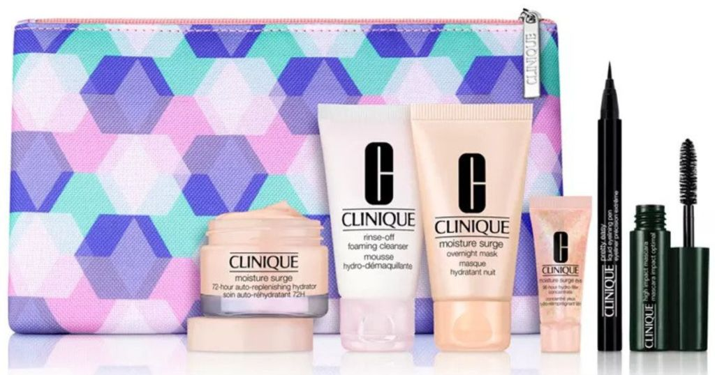 Clinique Free Gift Set at Macy's