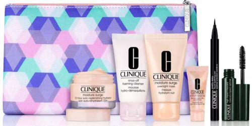 $244 Worth of Clinique Products Only $29.50 Shipped + More