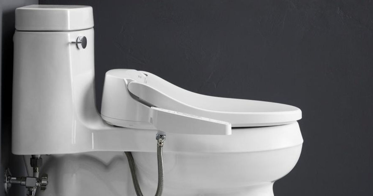 Kohler Electric Bidet Seat Only 169 Shipped Regularly 250 At The Home Depot More Hip2save