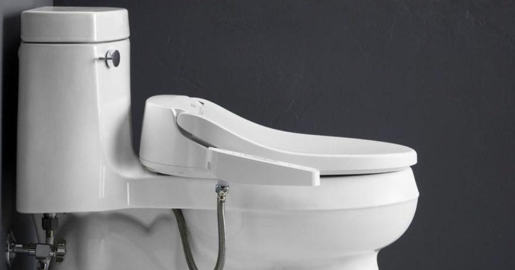 kohler bidet toilet seat