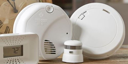 THREE First Alert Smoke & Carbon Monoxide Alarms Only $84.97 Shipped on BestBuy.com