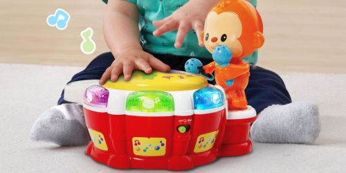 VTech Baby Beats Monkey Drum Only $8.99 (Regularly $27)