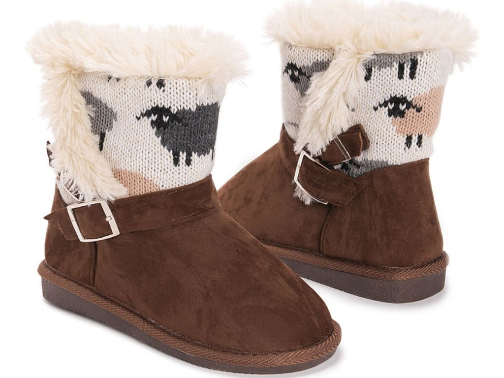 Muk Luks Alyx Boots