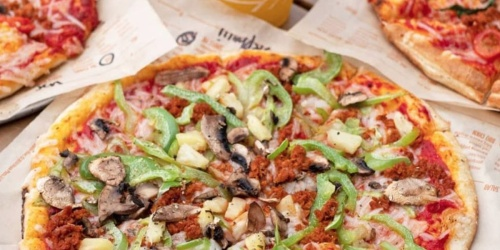 Large Blaze Pizza as Low as $5