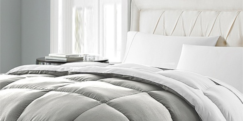 Down-Alternative Comforters in ALL Sizes Only $18.99 at Zulily