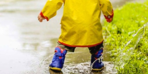 Up to 70% Off Bogs Kids Weatherproof Boots on Zulily