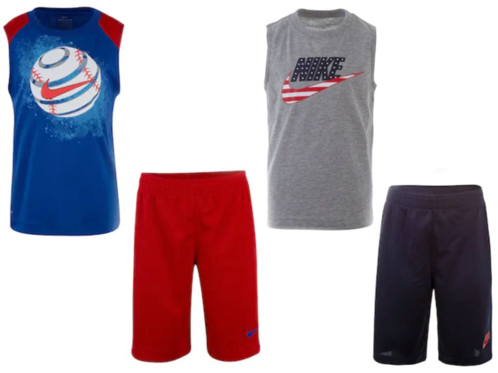 Boys Nike Two Pieces