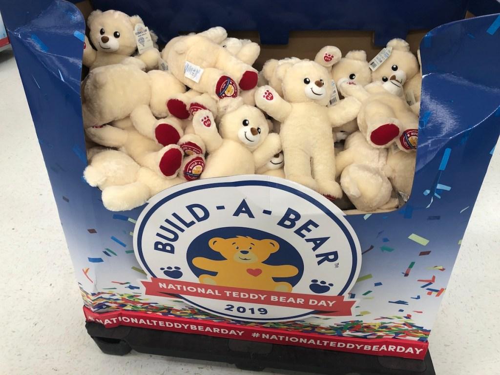 Build-A-Bear National Teddy Bear Day