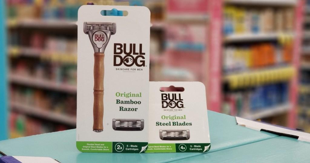 bulldog razors at walgreens