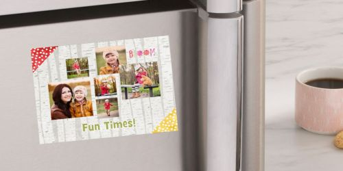 Photo Magnet Only 99¢ w/ Free CVS In-Store Pickup