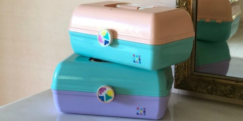 30% Off Caboodles Retro Cosmetic Cases, Compacts, & More at Target