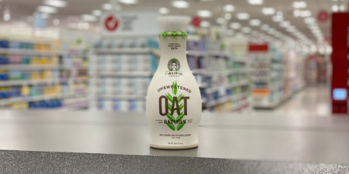 Califia Oat Milk Just $2.79 at Target (Just Use Your Phone)