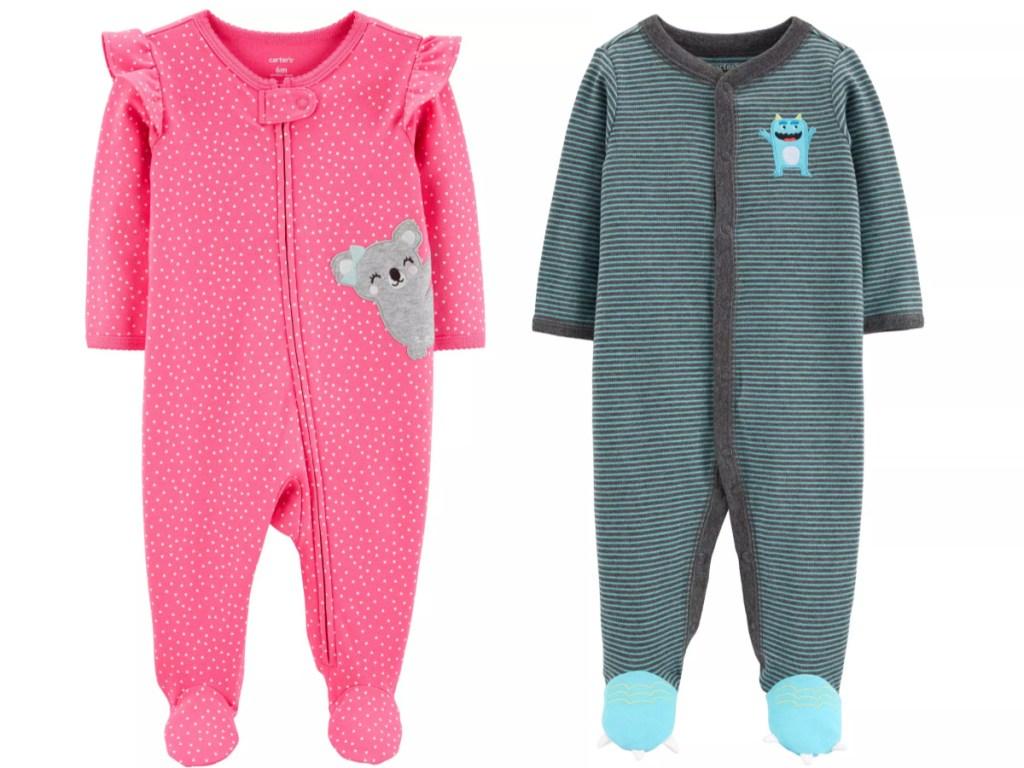 Carter's 1-Piece Sleepwear