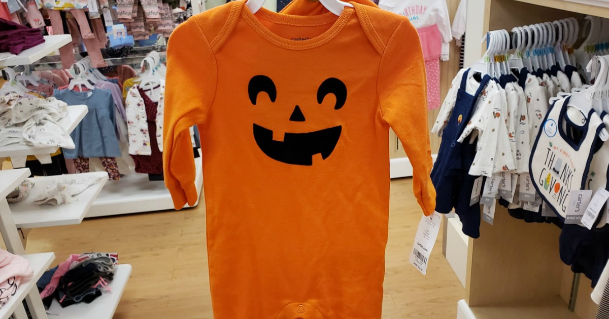 Carter's Infant & Toddler 2-Piece Halloween Outfits as Low as $9.24 at Kohl's (Regularly $22)