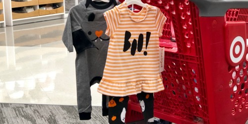 30% Off Cat & Jack Baby Apparel | Cute Halloween Styles In-Store & Online