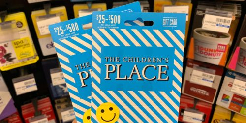 $50 The Children's Place, or Jiffy Lube eGift Cards Only $40