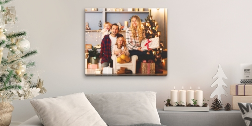 LARGE Canvas Photo Prints as Low as $15.99 from Easy Canvas Prints + FREE Shipping