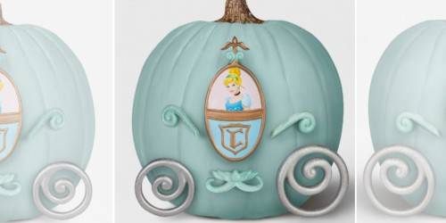 Disney & Marvel No-Carve Pumpkin Decorating Kits Only $10 at Target | High Chance of Selling Out