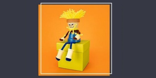 FREE Clay Pot Scarecrow Kids Craft at Michaels | September 28th