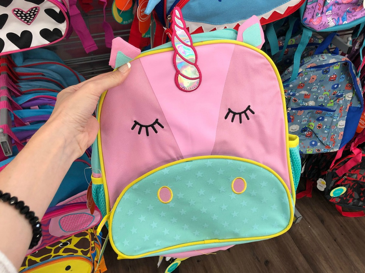 Clearance Toddler Unicorn Backpack at Walmart